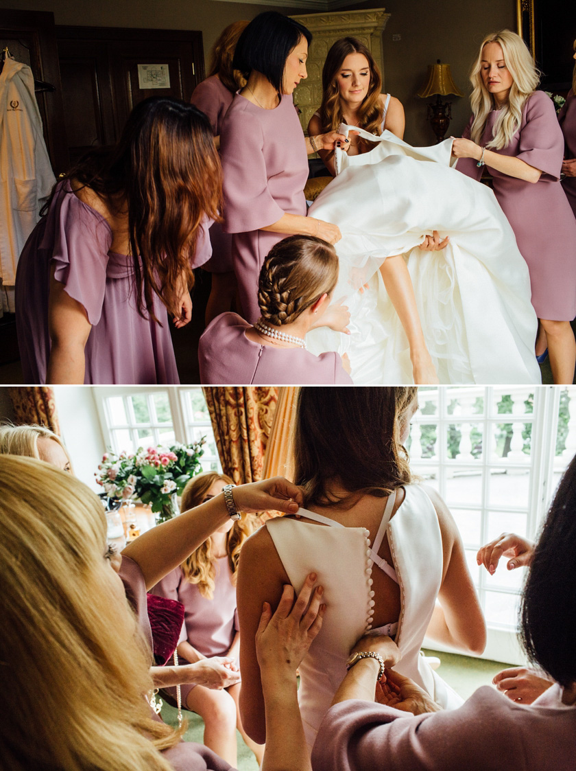 luxury wedding poland,