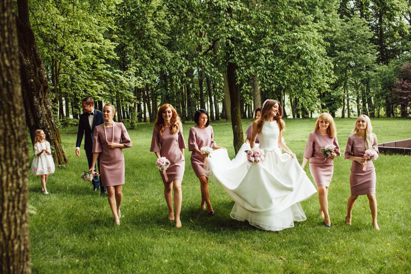 wedding group photo,