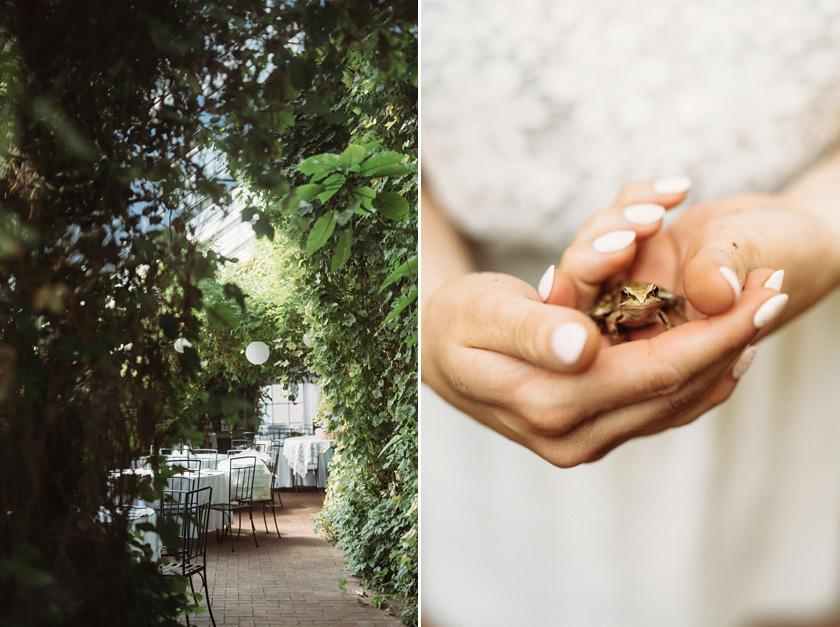 moodboard greenery wedding,