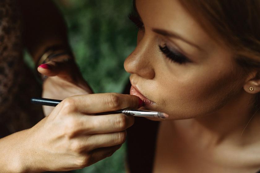 makeup warsaw,