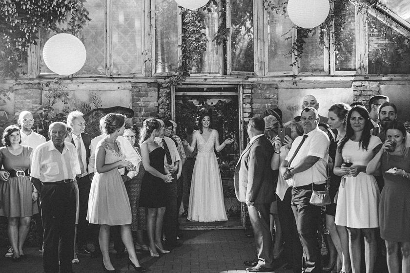 wesele w starej oranzerii,